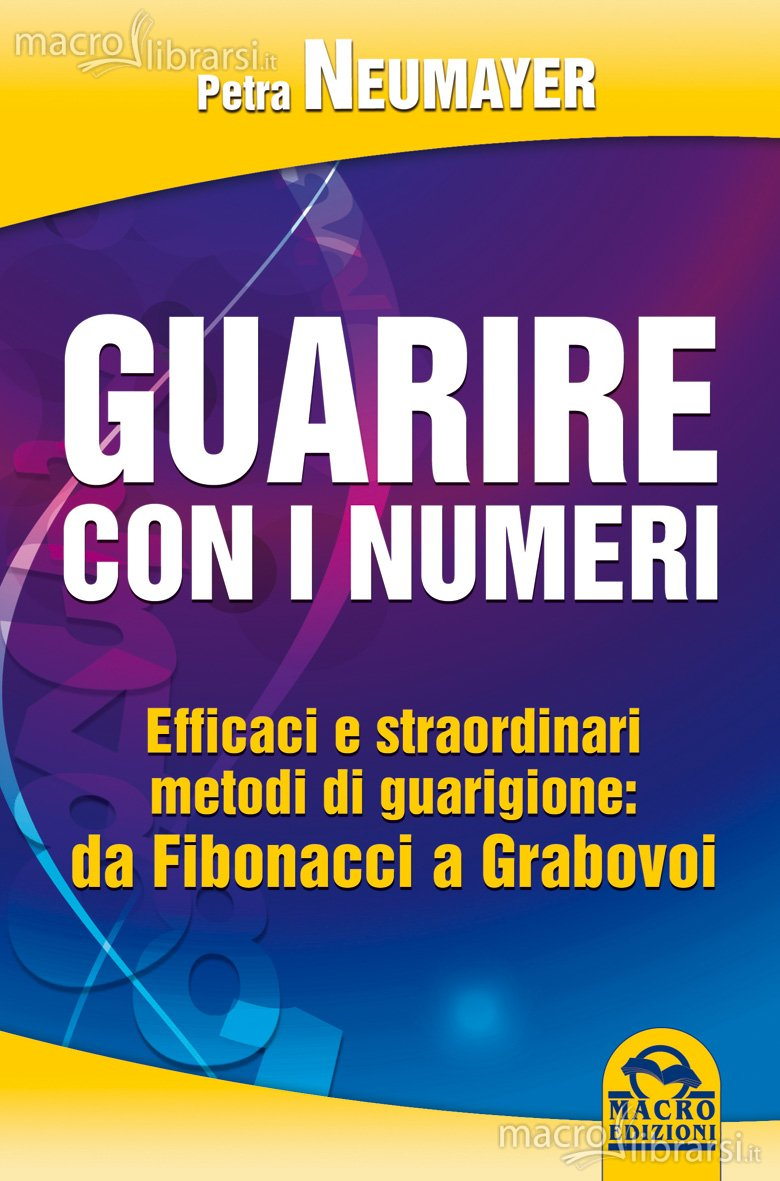 Libri guarire con i numeri petra neumayer for Libri acquisto online sconti
